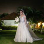 Casamento Clássico à Noite | Noiva Internovias Yana