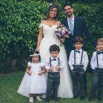 Casamento Romântico no Campo | Noiva Internovias Priscila