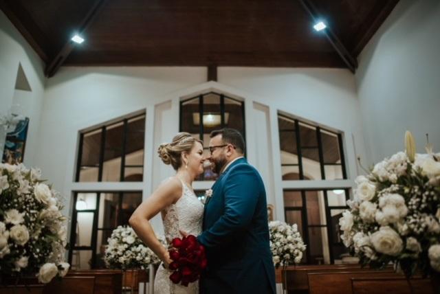 Casamento Clássico | Noiva Internovias Anna Alice
