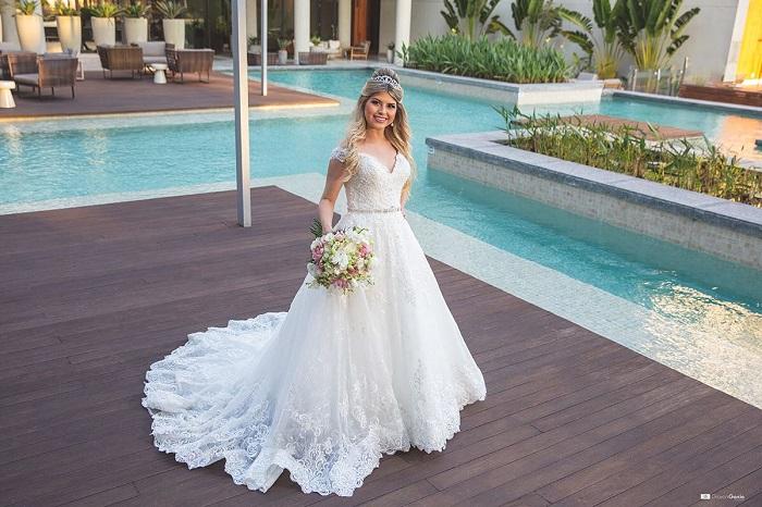 Casamento Rústico Chique | Noiva Internovias Flavia