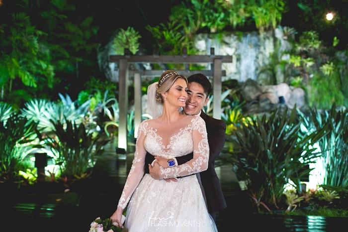 Casamento Rústico Chique | Noiva Internovias Vanessa