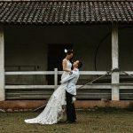 Casamento Rústico no Jardim | Noiva Internovias Quézia
