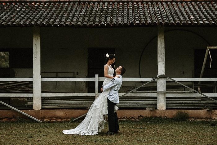 Casamento Rústico no Jardim   Noiva Internovias Quézia