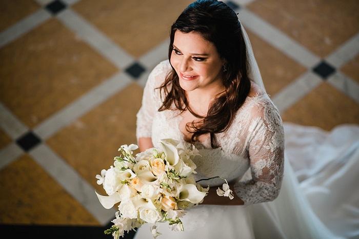 Casamento Clássico Romântico | Noiva Internovias Renata