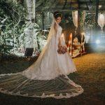 Casamento Romântico ao Ar Livre | Noiva Internovias Ingrid