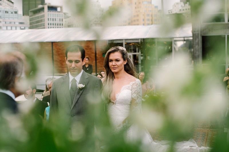 Casamento Romântico ao Ar Livre   Noiva Internovias Gleici