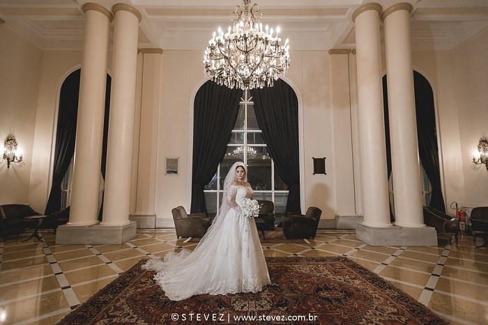 Casamento Clássico Romântico | Noiva Internovias Jakeline
