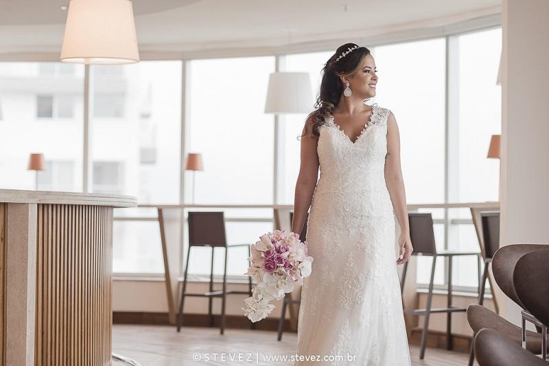 Casamento Clássico   Noiva Internovias Jessica