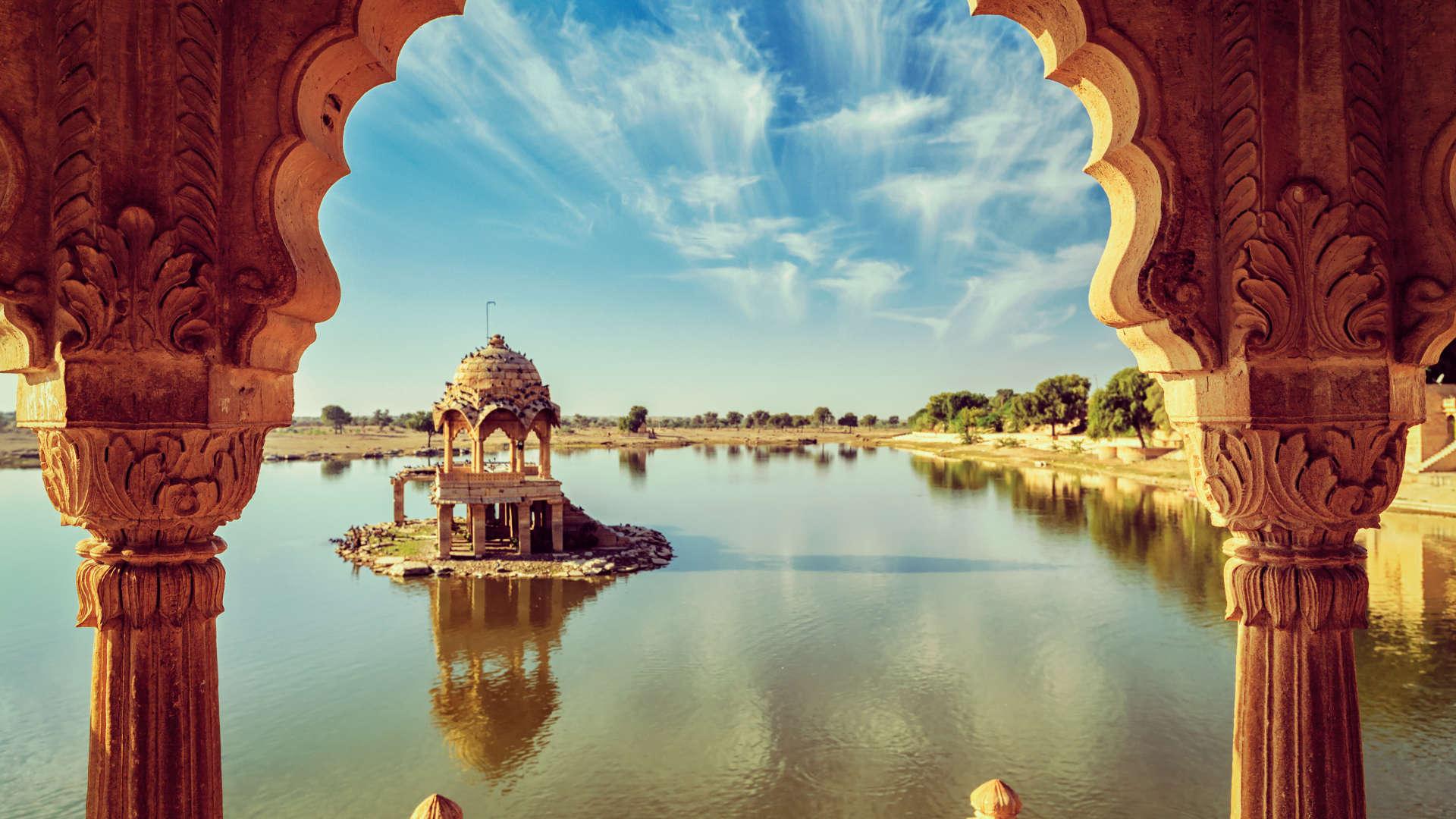 Lua de Mel na Índia