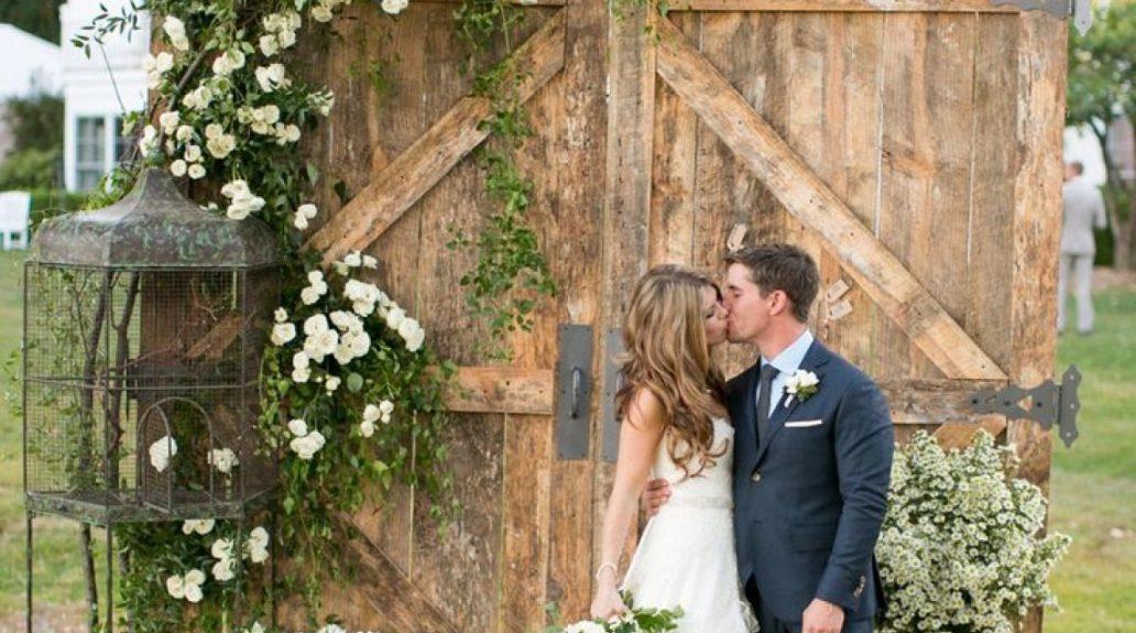 Portas na Decoração do Casamento