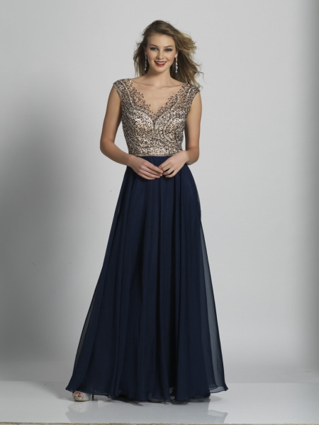 Vestido de Madrinha IN-A155F