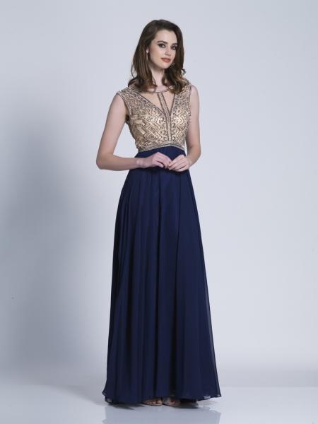 Vestido de Madrinha IN-A162F