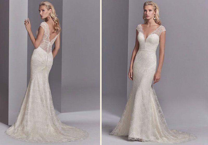 Vestido de Noiva IN-A577N