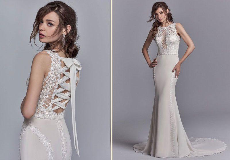 Vestido de Noiva IN-A578N