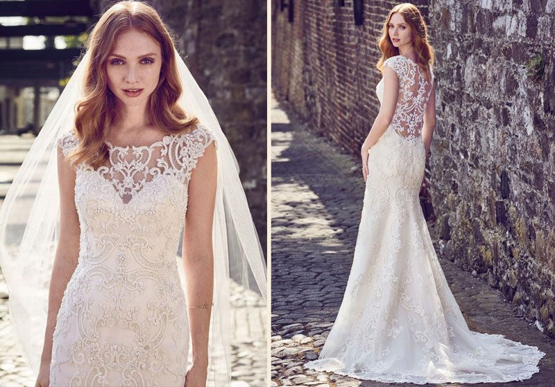 Vestido de Noiva IN-A609N