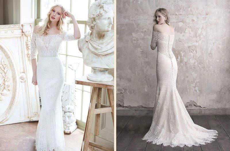 Vestido de Noiva // IN-A625N