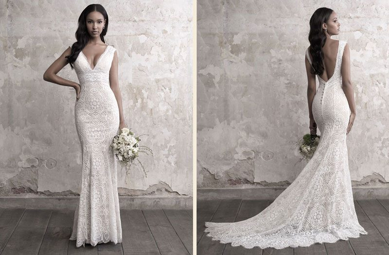 Vestido de Noiva // IN-A627N