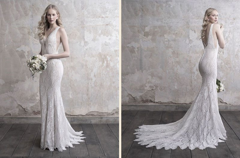 Vestido de Noiva // IN-A628N