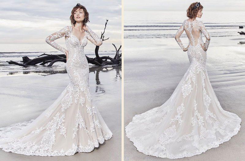 Vestido de Noiva // IN-A649N