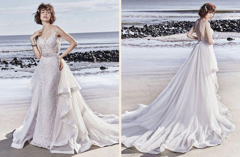 Vestido de Noiva // IN-A655N