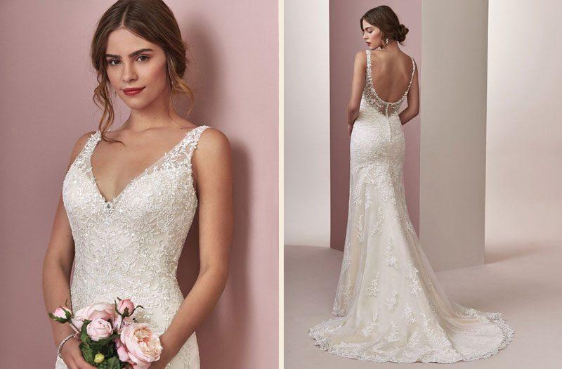 Vestido de Noiva // IN-A668N