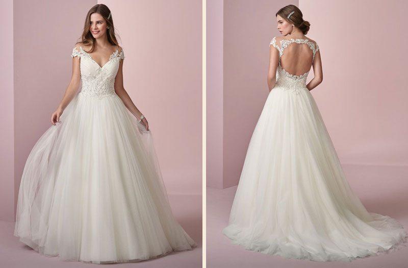 Vestido de Noiva // IN-A671N