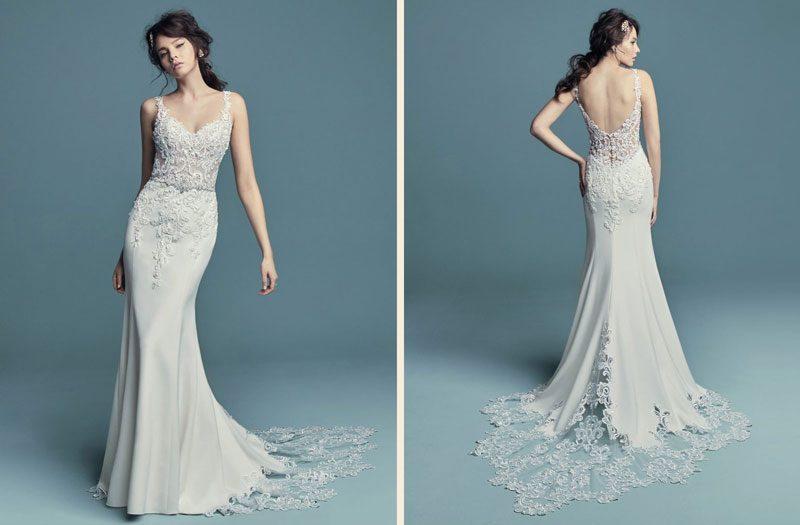 Vestido de Noiva // IN-A677N