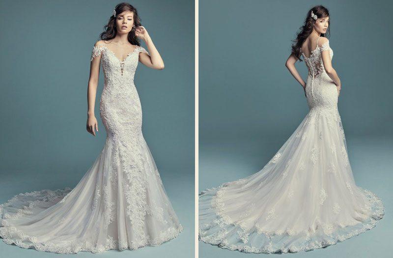 Vestido de Noiva // IN-A680N