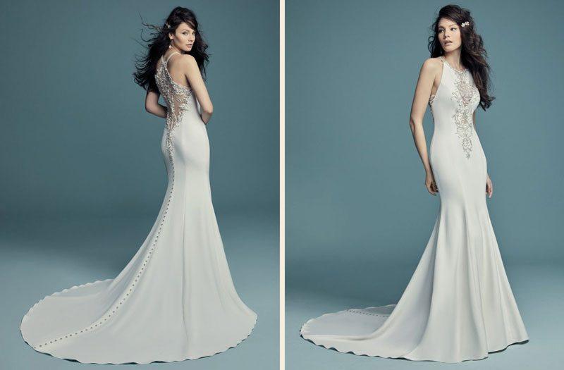 Vestido de Noiva // IN-A689N