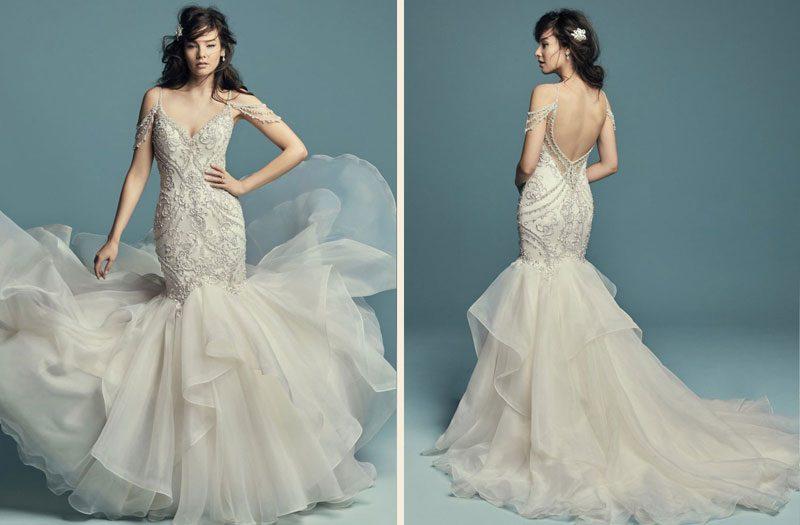 Vestido de Noiva // IN-A692N