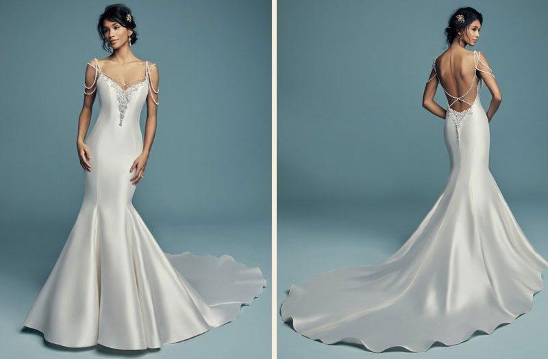 Vestido de Noiva // IN-A698N