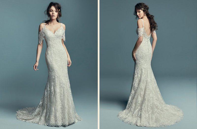 Vestido de Noiva // IN-A699N