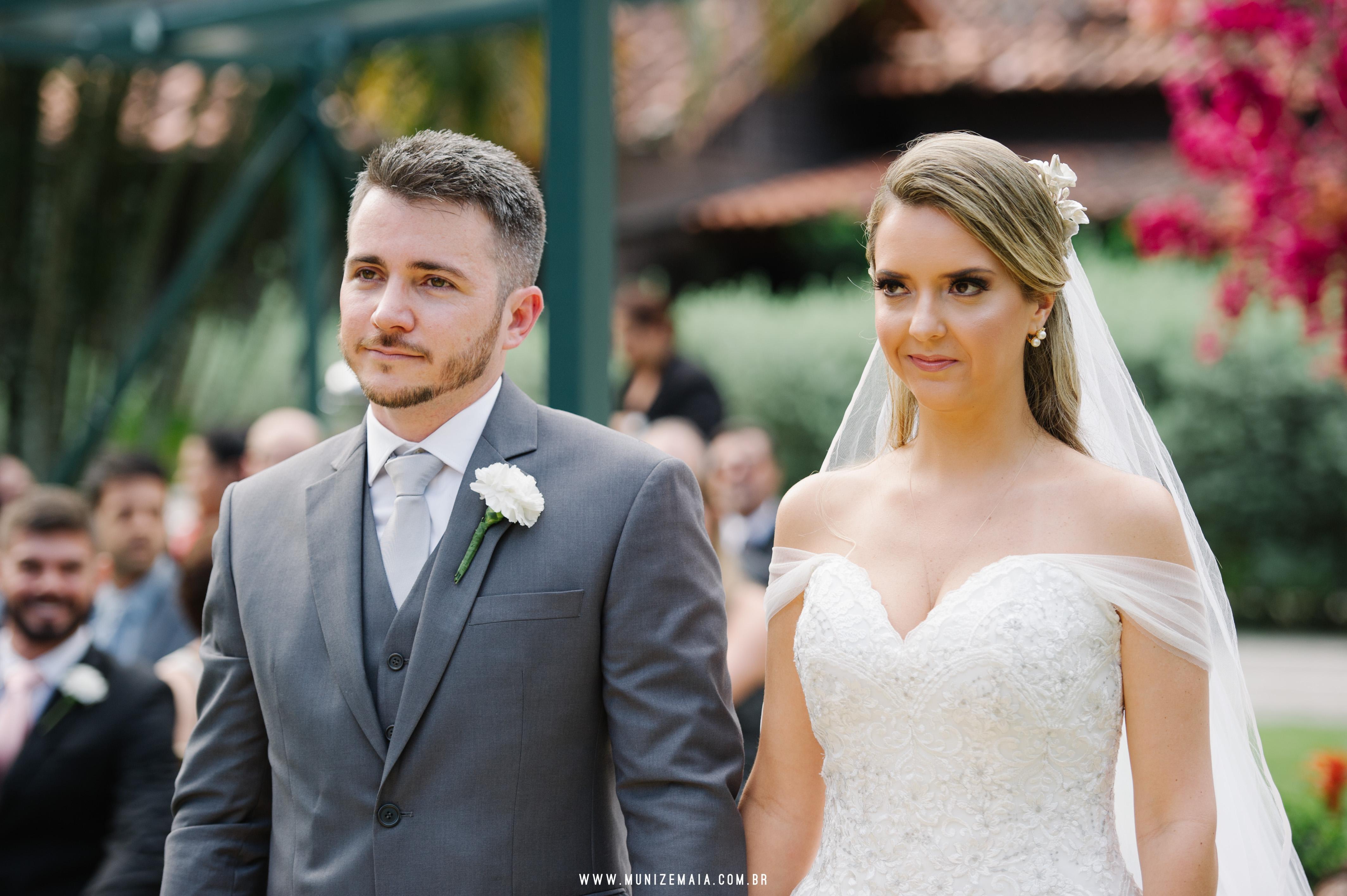 Casamento Romântico de Dia | Noiva Internovias Fernanda