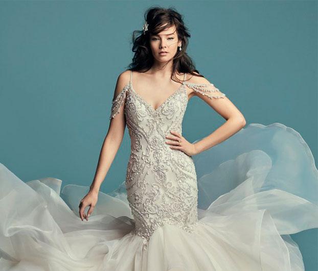 Os mais lindos decotes para vestido de noiva
