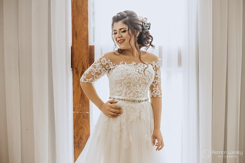 Casamento Estilo Boho Chique | Noiva Internovias Brenda
