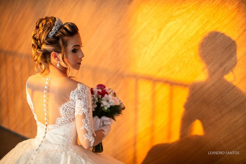 Casamento Clássico na Casa de Festa Ambelle | Noiva Internovias Natalia