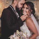 Casamento Rústico no espaço La Lunna | Noiva Internovias Nayara