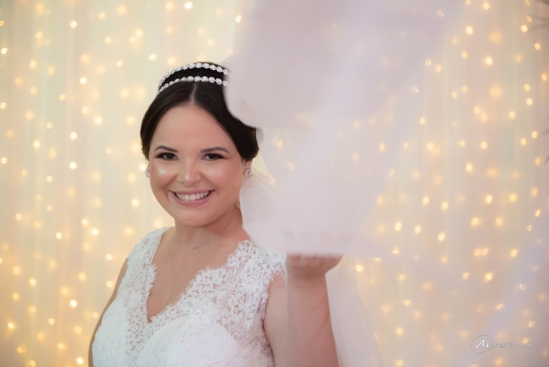 Casamento Clássico Romântico no Spazzio 420 | Noiva Internovias Ana Carolina