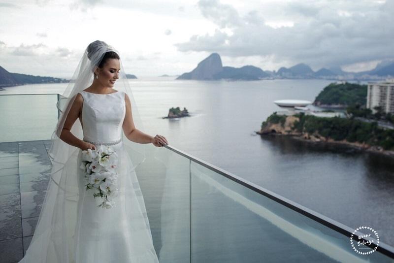 Casamento Clássico Moderno | Noiva Internovias Priscila