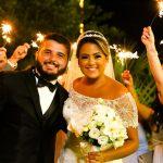 Casamento Clássico Rústico na Casa de Festa Dimattoni Eventos | Noiva Internovias Jéssica
