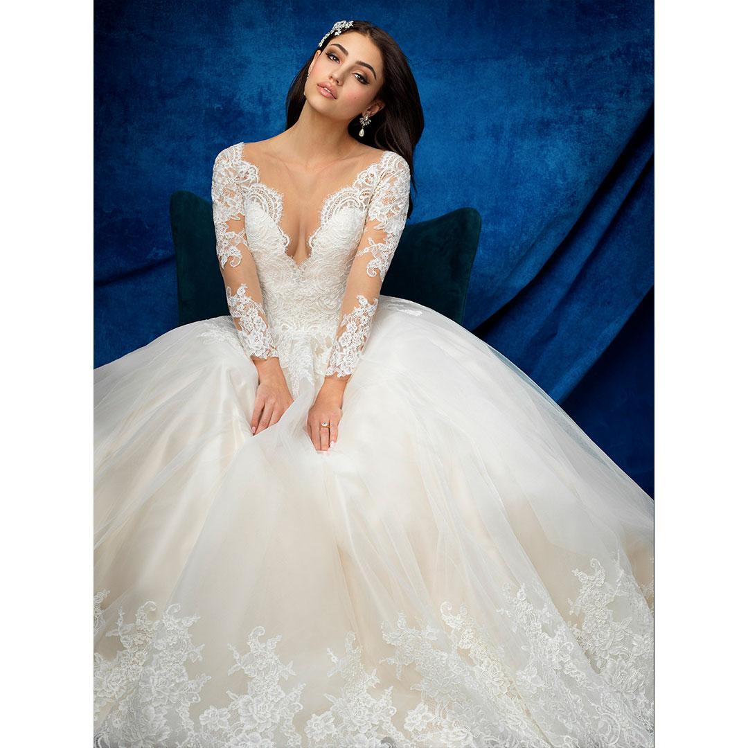 Este é o melhor momento para comprar ou alugar o seu vestido de noiva