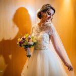 Casamento Clássico Romântico no Solar Imperial | Noiva Internovias Débora