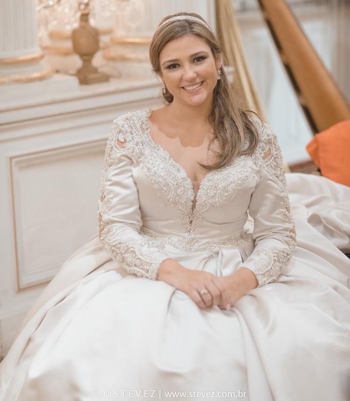 Casamento Clássico na Julieta de Serpa | Noiva Internovias Giulia