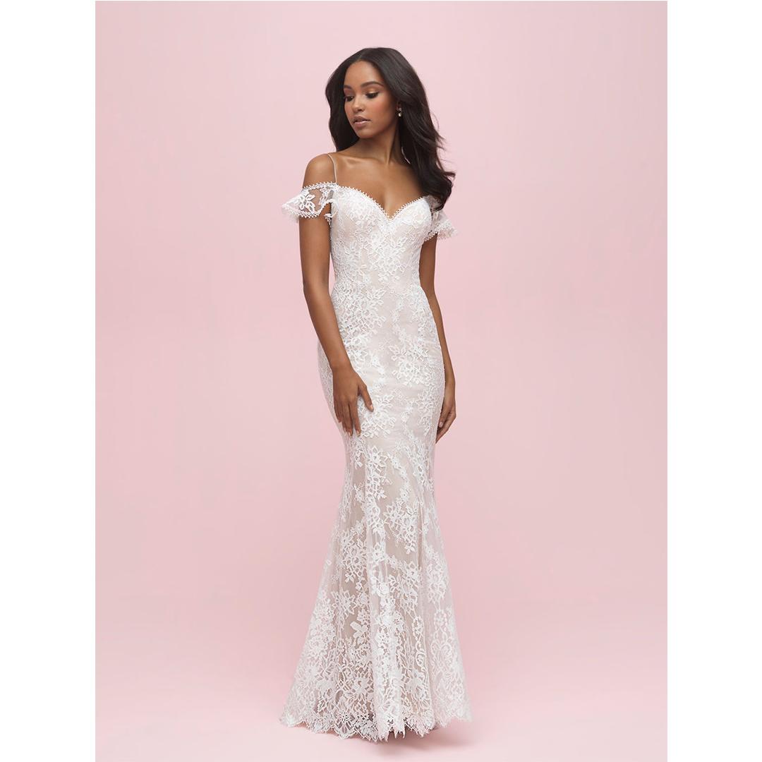 7 tendências para vestidos de noiva 2020
