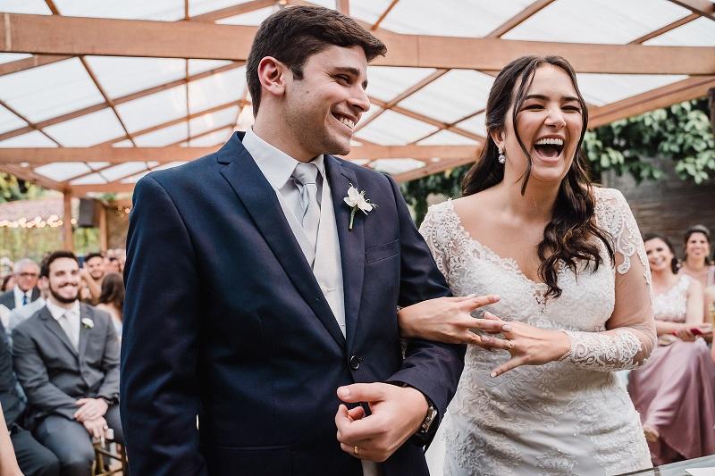 Casamento Intimista Rústico no Sitio das Palmeiras   Noiva Internovias Luciana