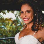 Casamento Rústico Romântico no Espaço Cheirinho de Mato | Noiva Internovias Thay