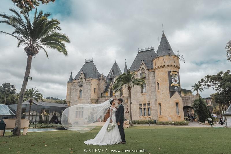 Casamento Clássico Romântico no Castelo de Itaipava   Noiva Internovias Jhenifer