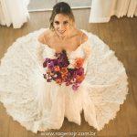 Casamento a Beira Mar no Le Relais de Marambaia | Noiva Internovias Bruna
