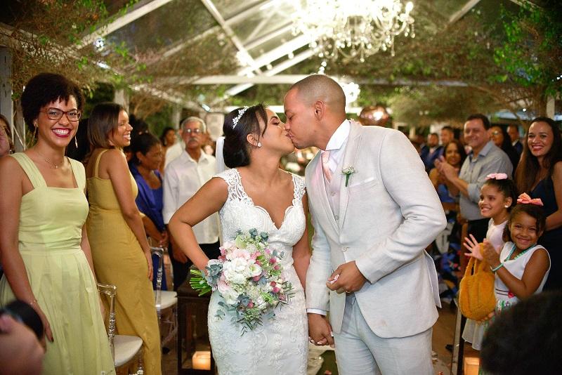 Casamento Rústico Moderno no Bistrô 160 | Noiva Internovias Rafaela