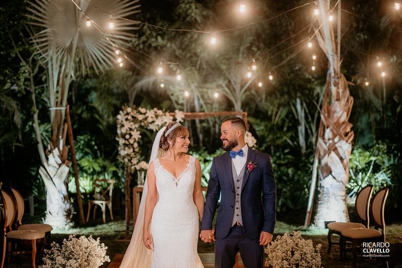 Casamento Rústico Chique no Vale dos Sonhos | Noiva Internovias Talita